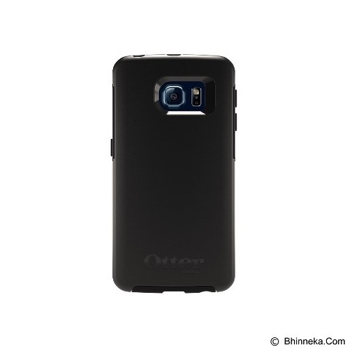 OTTERBOX Symmetry Series for Samsung Galaxy S6 Edge [77-51768] - Black - Casing Handphone / Case