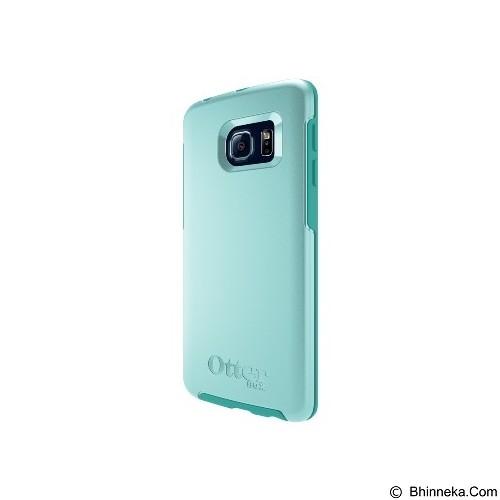 OTTERBOX Symmetry Series for Samsung Galaxy S6 Edge [77-51804] - Aqua Sky - Casing Handphone / Case