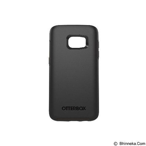 OTTERBOX Symmetry Series for Samsung Galaxy S7 Edge - Black - Casing Handphone / Case