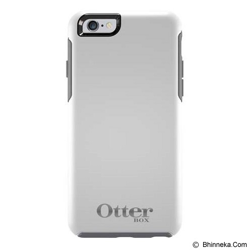 OTTERBOX Symmetry Apple iPhone 6 Limited Edition - Glacier W/ Silver Logo - Casing Handphone / Case