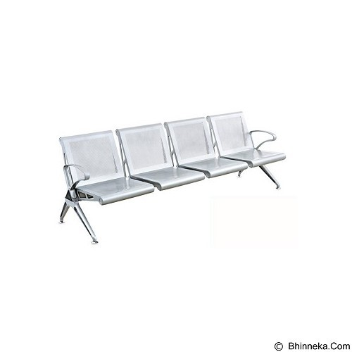 OUMA Kursi Tunggu 4 Seaters [DMA-04] - Kursi Tunggu