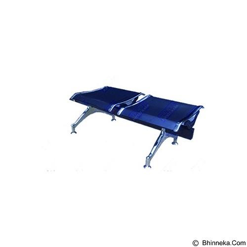 OUMA Kursi Tunggu Flat 2 Seaters [FLAT02] (Merchant) - Kursi Tunggu