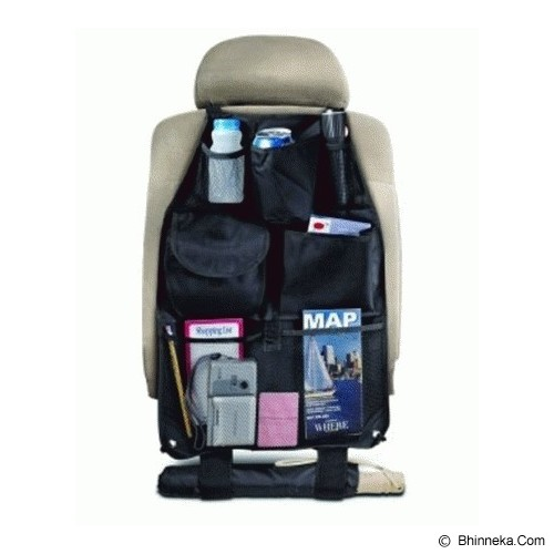 OUR CHICS SHOP Auto Seat Organizer - Organizer Mobil