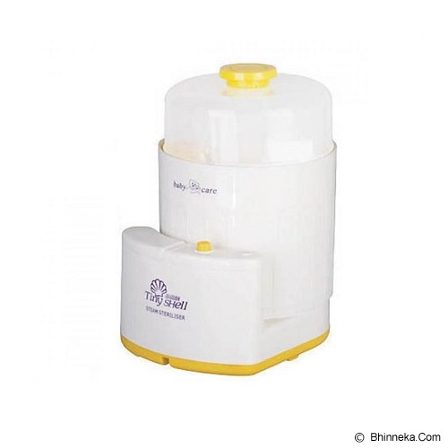 OUR CHICS SHOP Baby Bottle Steam Sterilizer - Penghangat, Pengering, dan Sterilizer Botol Susu