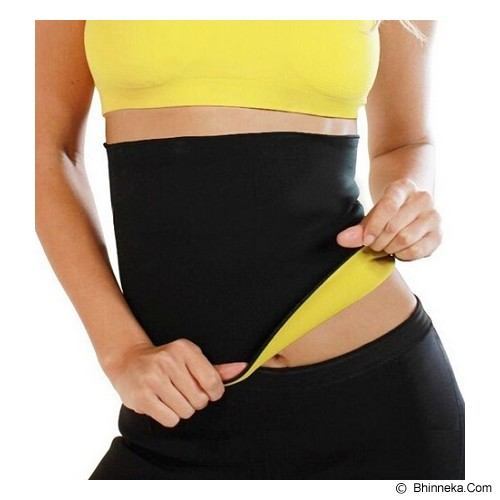 OUR CHICS SHOP Hot Shaper Slimming Waist - Size XXL - Terapi Fisiologis Wanita