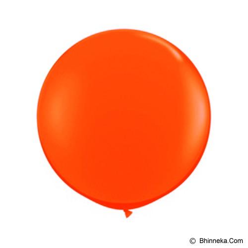 OUR DREAM PARTY Balon Jumbo 90cm - Oranye - Balon