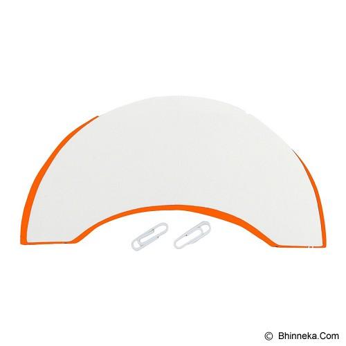 OUR DREAM PARTY HoneyComb Ball Kertas - Orange - Wall Art / Hiasan Dinding