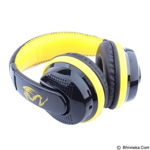 OVLENG Headset Bluetooth [MX666] - Yellow (Merchant) - Headset Bluetooth