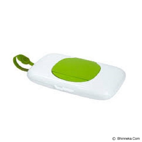 OXO TOT On-The-Go Wipes Dispenser - Green - Tempat Tissue