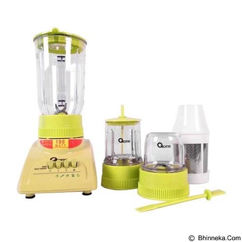 OXONE 3 In 1 Blender [OX-863] - Green (Merchant) - Blender