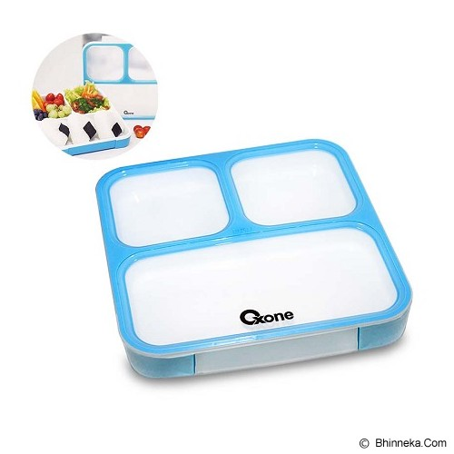 OXONE Classic Bento with Thermal Bag [OX-067] - Lunch Box / Kotak Makan / Rantang