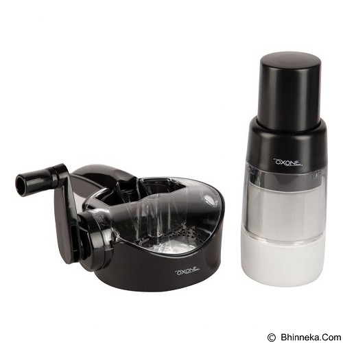 OXONE Revolving Food Processor + Mini Chopper [OX-103] (Merchant) - Food Processor