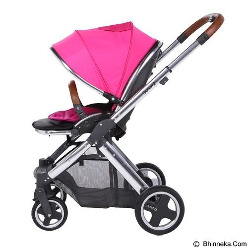 OYSTER 2 Stroller [OY-2002-PI] - Pink - Stroller / Kereta Dorong Bayi