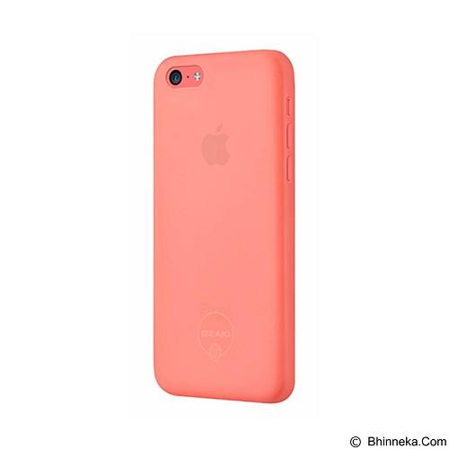 OZAKI O!Coat 0.3 Jelly Ultra Slim for iPhone 5C [OZ-OC546RD] - Red - Casing Handphone / Case
