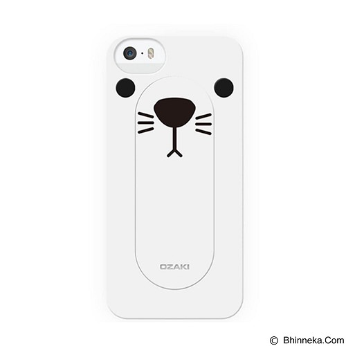 OZAKI O!Coat FaaGaa+ Colorful Snap Stand Seal for iPhone 5/5S [OZ-OC554SE] - Casing Handphone / Case