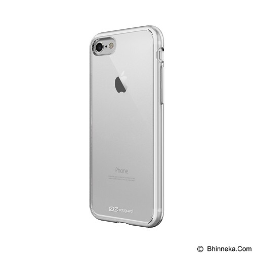 Octaguard Octa Hybrid Case for iPhone 7 - Clear (Merchant) - Casing Handphone / Case