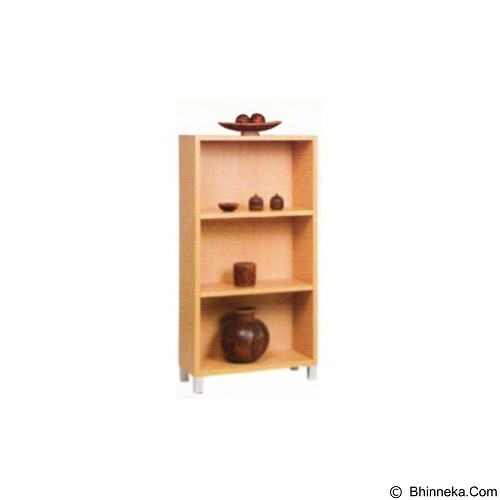 PALAZZO FURNITURE Lemari Buku [GLS 07] - Beech (Merchant) - Filing Cabinet / Lemari Arsip