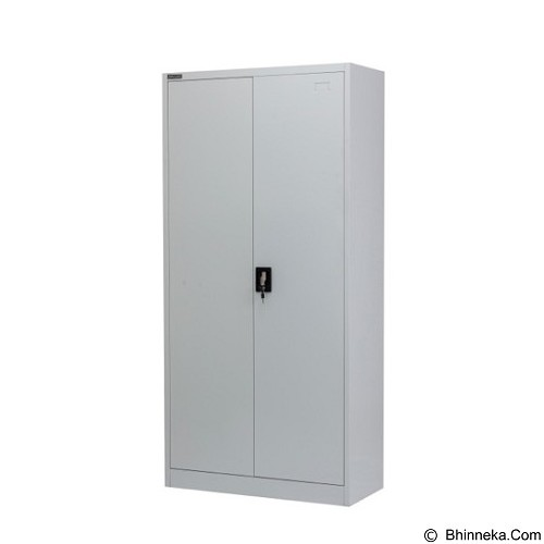PALAZZO FURNITURE Metal Cabinet [SFC A18] - Light Grey (Merchant) - Filing Cabinet / Lemari Arsip