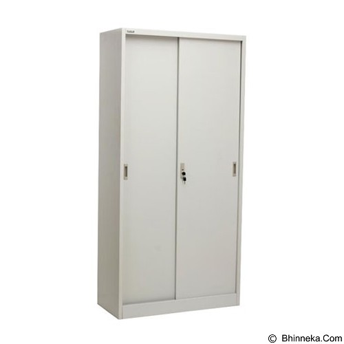 PALAZZO FURNITURE Metal Cabinet [SFC M3] - Light Grey (Merchant) - Filing Cabinet / Lemari Arsip