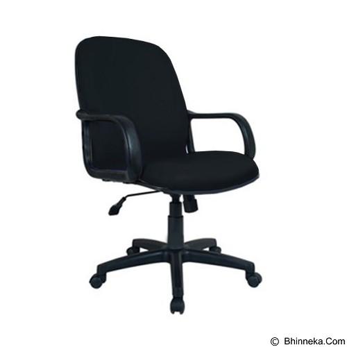 PALAZZO FURNITURE Office Chair Fantoni F280 - Black (Merchant) - Kursi Kantor