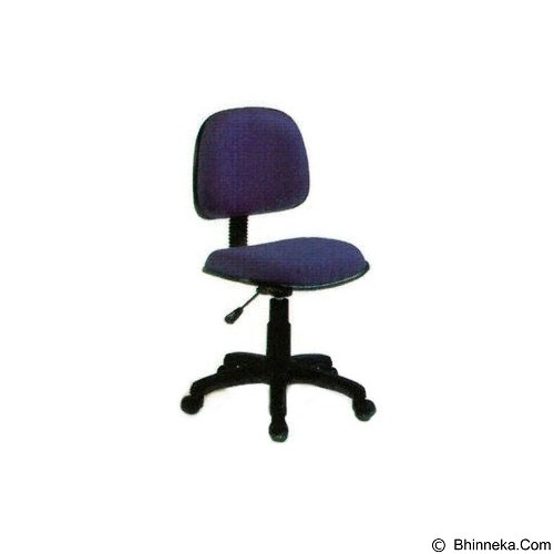 PALAZZO FURNITURE Office Chair Fantoni [F810] - Blue (Merchant) - Kursi Kantor