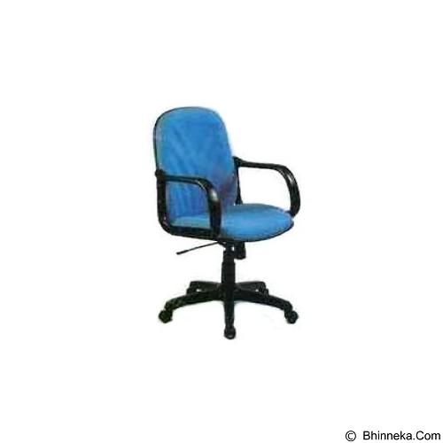 PALAZZO FURNITURE Office Chair Fantoni Venus M - Blue (Merchant) - Kursi Kantor