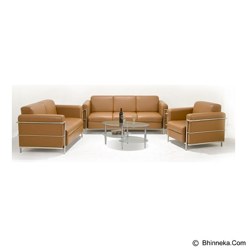 PALAZZO FURNITURE Office Sofa Fantoni Kimberley [F321] (Merchant) - Kursi Sofa