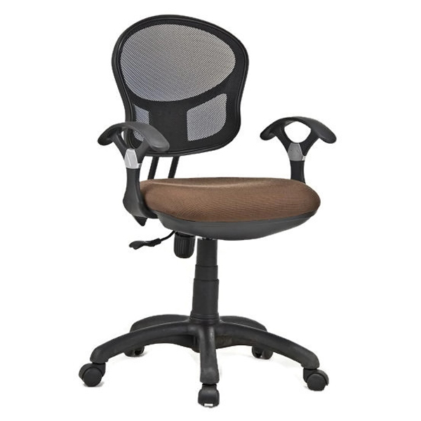 PALAZZO FURNITURE Office Chair Fantoni Hagen - Black (Merchant) - Kursi Kantor
