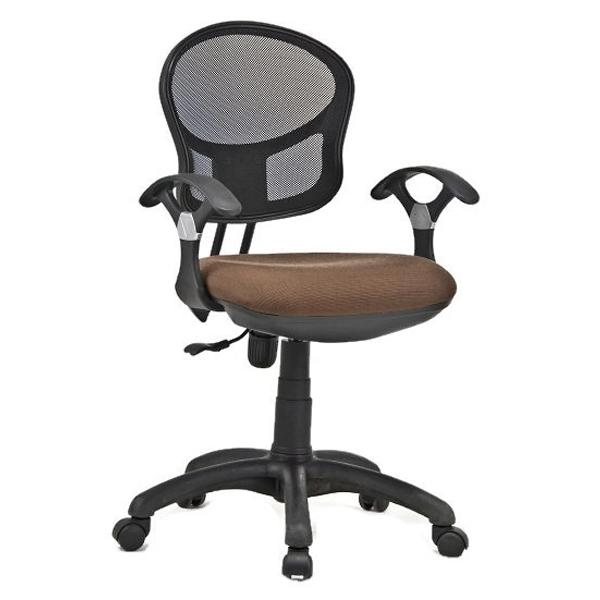 PALAZZO FURNITURE Office Chair Fantoni Hagen - Black (Merchant) - Kursi Kantor