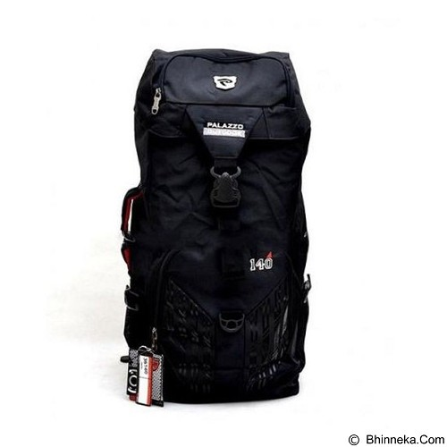 PALAZZO Tas Gunung Carrier Keril - Black (Merchant) - Tas Carrier / Rucksack