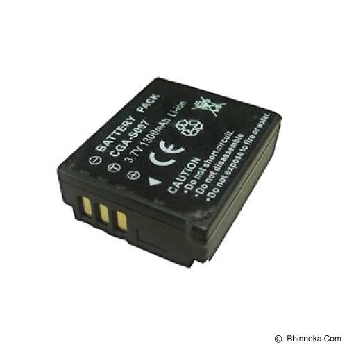 PANASONIC Battery Pack [CGA-S007] - On Camera Battery
