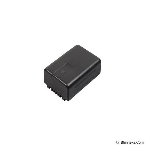 PANASONIC Battery Pack [VW-VBT190] - On Camcorder Battery