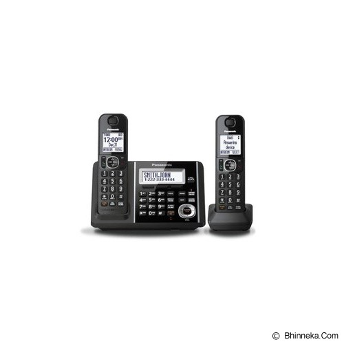 PANASONIC Cordless Telephone Wireless [KX-TGF342] - Wireless Phone