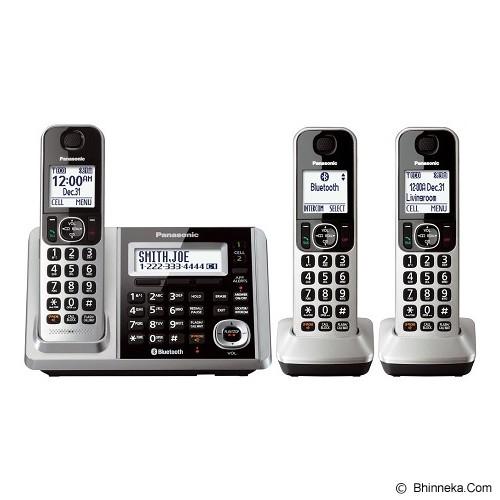 PANASONIC Cordless Telephone Wireless [KX-TGF373] - Wireless Phone