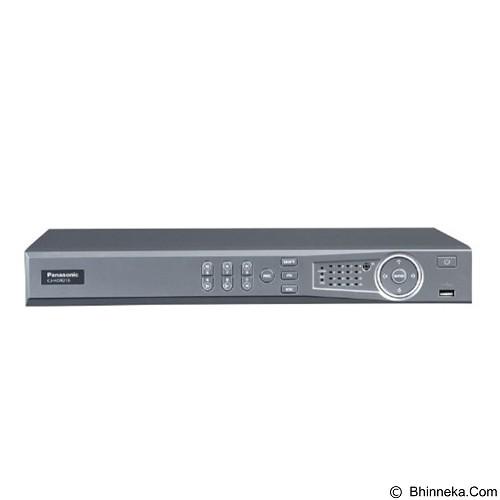 PANASONIC DVR 16 Channel [CJ-HDR216] (Merchant) - Cctv Accessory
