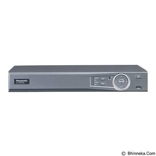 PANASONIC DVR 4 Channel [CJ-HDR104] (Merchant) - Cctv Accessory