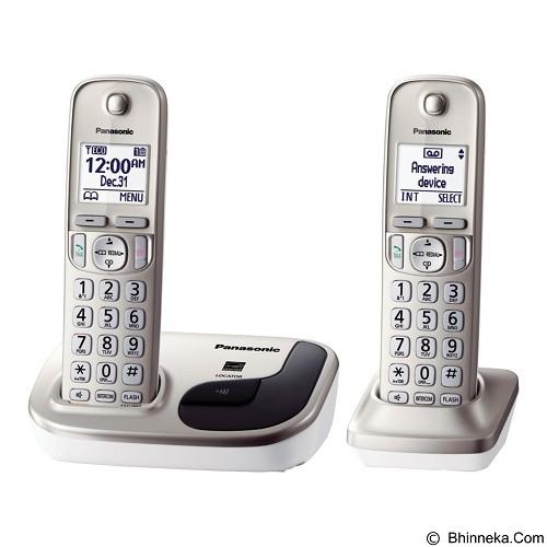 PANASONIC Digital Cordless Phone [KX-TGD212] - Wireless Phone