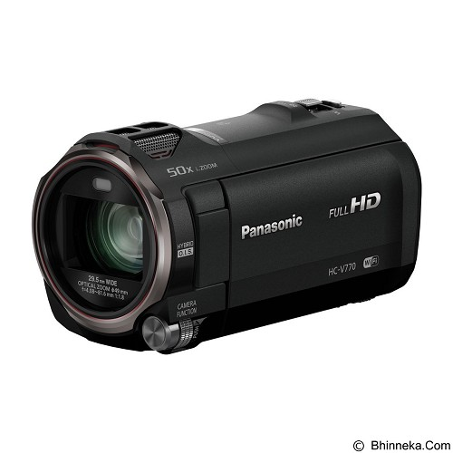 PANASONIC Full HD Camcorder [HC-V770]