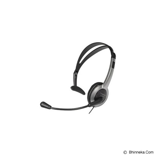 PANASONIC Headset KX-TCA430 - Headset Pc / Voip / Live Chat