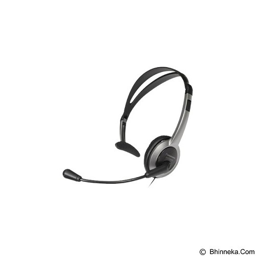 PANASONIC Headset for Cordless Phones [KX-TCA430] - Headset Pc / Voip / Live Chat