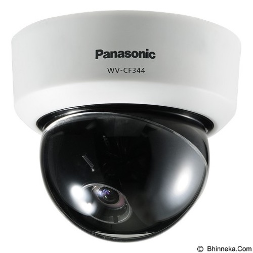PANASONIC IP Dome Camera i-Pro [WV-CF344] - Ip Camera