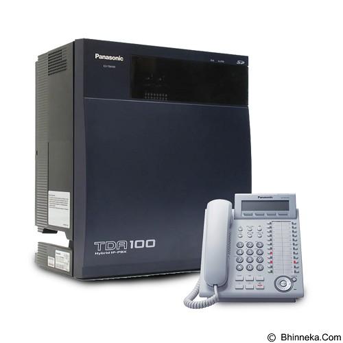 PANASONIC KX-TDA100D + DT333 Kap 8.0 line 28 ext - Ip Phone