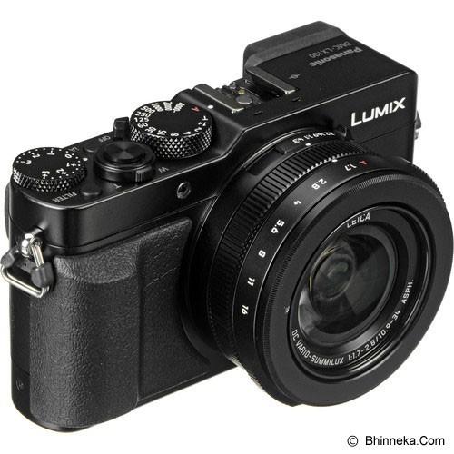 PANASONIC Lumix DMC-LX100GC - Black (Merchant) - Camera Mirrorless