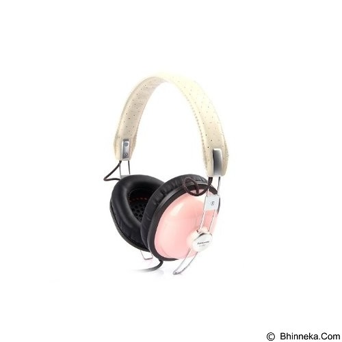 PANASONIC Monitor Headphones - Pink [RP-HTX7AE-P] - Headphone Full Size