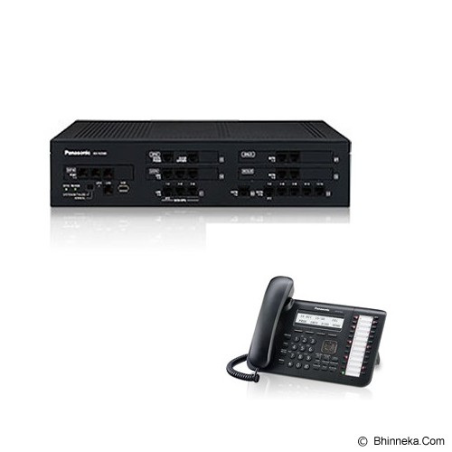 PANASONIC NS300 Kap 6.0 + KX-DT543 - Ip Phone