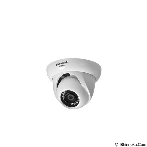 PANASONIC Weatherproof Mini Dome Camera [K-EF134L06E] - Ip Camera