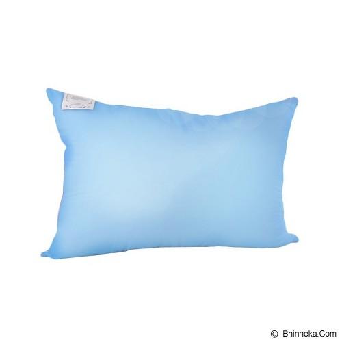 PANTONE Bantal Tidur - Light Blue - Bantal Dekorasi