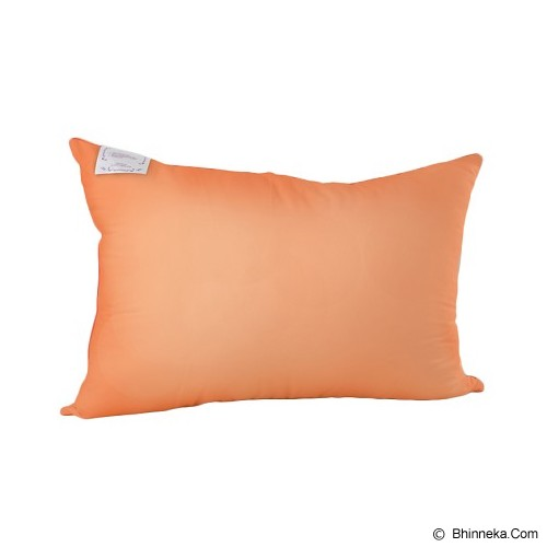 PANTONE Bantal Tidur - Orange - Bantal Dekorasi