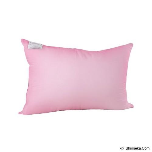 PANTONE Bantal Tidur - Pink - Bantal Dekorasi