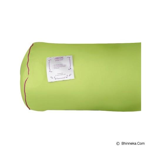 PANTONE Guling Tidur - Green - Bantal Dekorasi